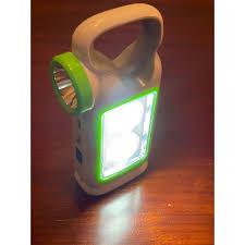 Đèn pin sạc xách tay 3 in 1 (đèn pin, đèn dự phòng cúp điện, sạc
