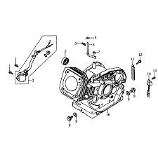 generac generator parts model gp550059396 sears partsdirect crankcase