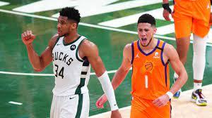 Bucks vs. Suns: The storytelling NBA ...