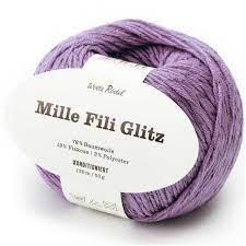 Wolle Rödel Mille Fili Glitz 50g 130m günstig online kaufen »