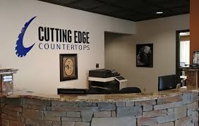 at cutting edge countertops we are proud to offer customers the best selection of countertop materials customer service and a state of the art