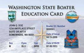 Safety Washington-official Boater Online Course