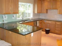Backsplash Ideas For Black Granite Countertops Awesome Black Granite Maple Cabinets Back Splash Google Search Kitchen