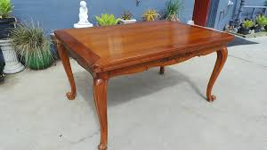 french extension table