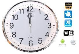 wall clock full motion detection cool mania 10 inch diameter wall clock wall clock