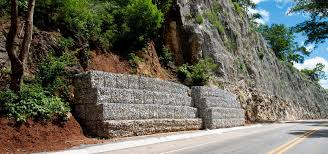 Small Picture Gabion Walls Design Stone Gabion Walls And Fencing With Gabion
