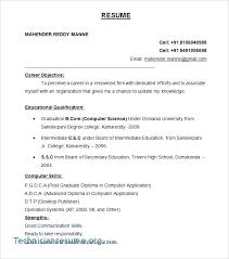 Best Resume Formats Interesting Sample Resume For Freshers Sample Resume For Freshers Graduate Best
