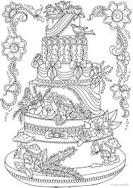 cake printable coloring page from favoreads coloring book pages for s and kids colori