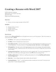 Creating The Perfect Resume Nmdnconference Com Example Resume