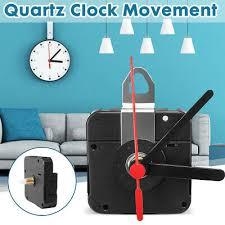 diy quartz clock movement mechanism