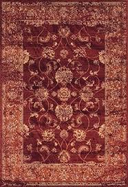red wool rug 8x10 rugs area carpets oriental big floor large