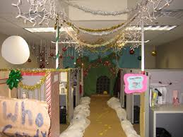 christmas decorating for the office. Simple The Office Cubicle Christmas Decorating Ideas Design In For The