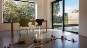 resin floors vs polished concrete