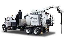 Hydro Excavator Truck Hydro Excavator Hyrdrovac Trucks X Vac