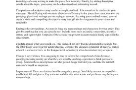 Descriptive Essay Topic Ideas Descriptive Essay Learn How To Write A Descriptive Essay