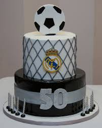 50th Birthday Soccer Ball Cake Cake in Cup NY