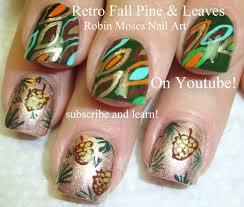 Easy Thanksgiving Nail Art Designs Nail Art Diy Fall Nails Easy ...