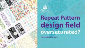 Designing Repeat Patterns For Textiles Video Is Repeat Pattern Design Field Oversaturated My Take