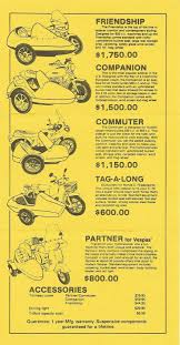 93 best sidecar images on pinterest sidecar, construction and Calif Sidecar Wireing Diagram california sidecar sales brochure late 1970s early 1980s