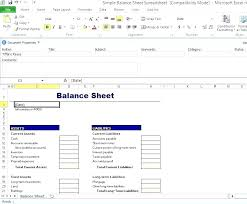 Accounting Balance Sheet Template Accounting Equation Template Accounting Balance Sheet Template Excel
