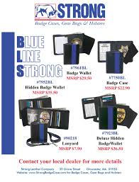 blue line strong products