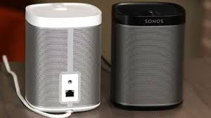 speakers like sonos. the sonos play:1 is a speaker you can actually afford speakers like