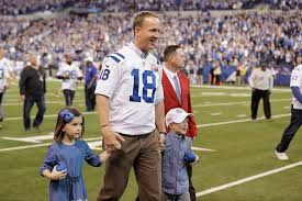 peyton manning kids. INDIANAPOLIS \u2014 We All Know By Now How Peyton Manning Was Able To Appropriately Ride Off Into The Sunset When Denver Broncos Defeated Carolina Kids M