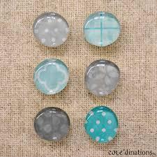 glass pebble s magnets diy darice 7