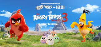 The Angry Birds Movie 3