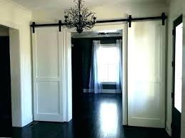 double sliding glass doors sliding door interior sliding glass barn doors interior sliding glass barn doors