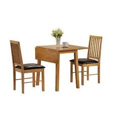 dining table with 2 chairs. image of: 2 chair dining table for small area designs with chairs