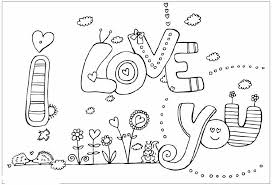 Small Picture Amazing Printable Love Coloring Pages 18 For Seasonal Colouring
