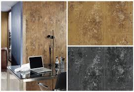 Vlies Tapete Beton Optik Stein Wand Gold Braun Anthrazit Silber