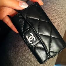 chanel key pouch. renewed chanel key pouch. 💯 authentic pouch
