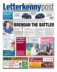 Letterkenny Post 18 05 17 By River Media Newspapers Issuu
