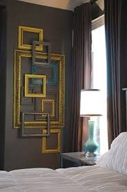 diy wall art out of empty picture frames diy projects with old picture frames4 on diy wall art using picture frames with 41 diy ideas to brilliantly reuse old picture frames into home decor