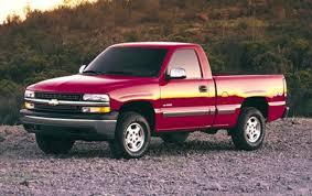2002 Chevrolet Silverado 1500 - Information and photos - ZombieDrive