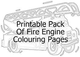 Small Picture Fire Truck Coloring Pages Fire Truck Coloring Pages Printable