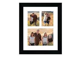 multiple picture frames wood. Multi Opening Picture Frame Multiple Mats And Frames 4x6 . Wood