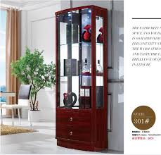 301 Modern living room furniture living room cabinet display cabinet showcase wine cabinet