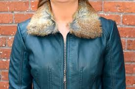 real faux leather