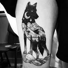 Wolf Tetování Význam Punditschoolnet