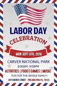 labor day closing sign template 6 760 customizable design templates for labor day postermywall