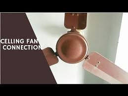 celling fan connection with full technical details in tamil electric power tamil