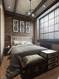 Bedroom Designs: Funky Modern Industrial Bedroom - Industrial
