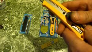 Unboxing. <b>Ножи Olfa</b>. Проверенный инструмент. - YouTube
