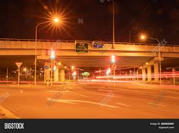 Night Light Auckland Night Lights Dark Sky Image Photo Free Trial Bigstock