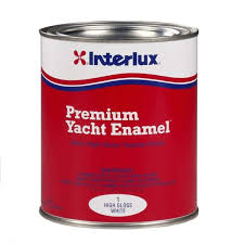 Brightside Marine Paint Color Chart Interlux High Gloss Yacht Enamel White