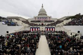 trump inauguration crowd size fox how many people attended trumps inauguration vs obamas heavy com