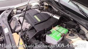 Millers Auto S 2002 Mazda Millenia S White Miller Cycle Engine For Sale Addendum